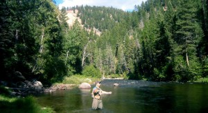 God's Country Outfitters - Fly Fishing
