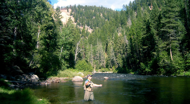 Montana Hunting Outfitters, Montana Fishing Outfitters