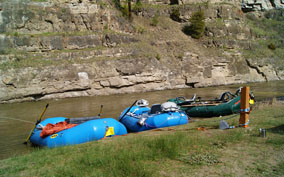 Guided Montana Fishing Trips, Smith River Montana, God's Country Outfitters