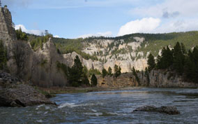 Smith River Fly Fishing Montana