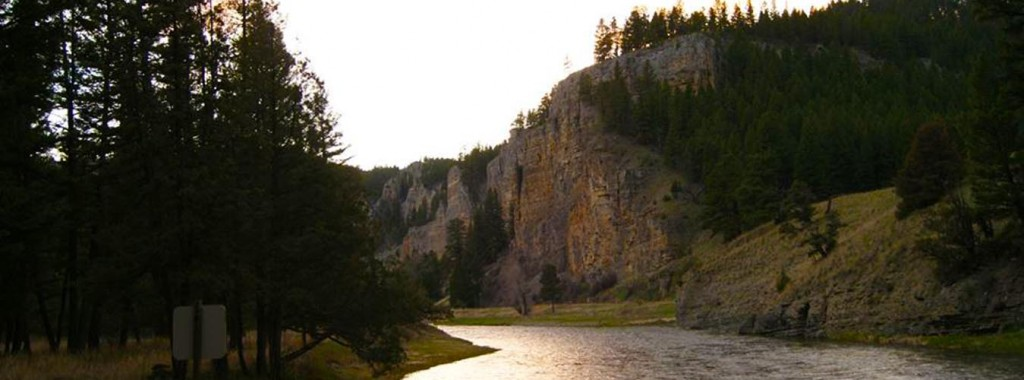 Smith River Fly Fishing Montana, God's Country Outfitters